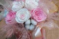 Květinový box Romantik