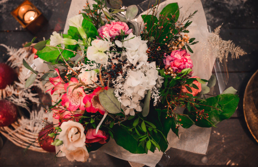 Při správné péči vám řezané květiny mohou dělat radost dlouhé dny i týdny